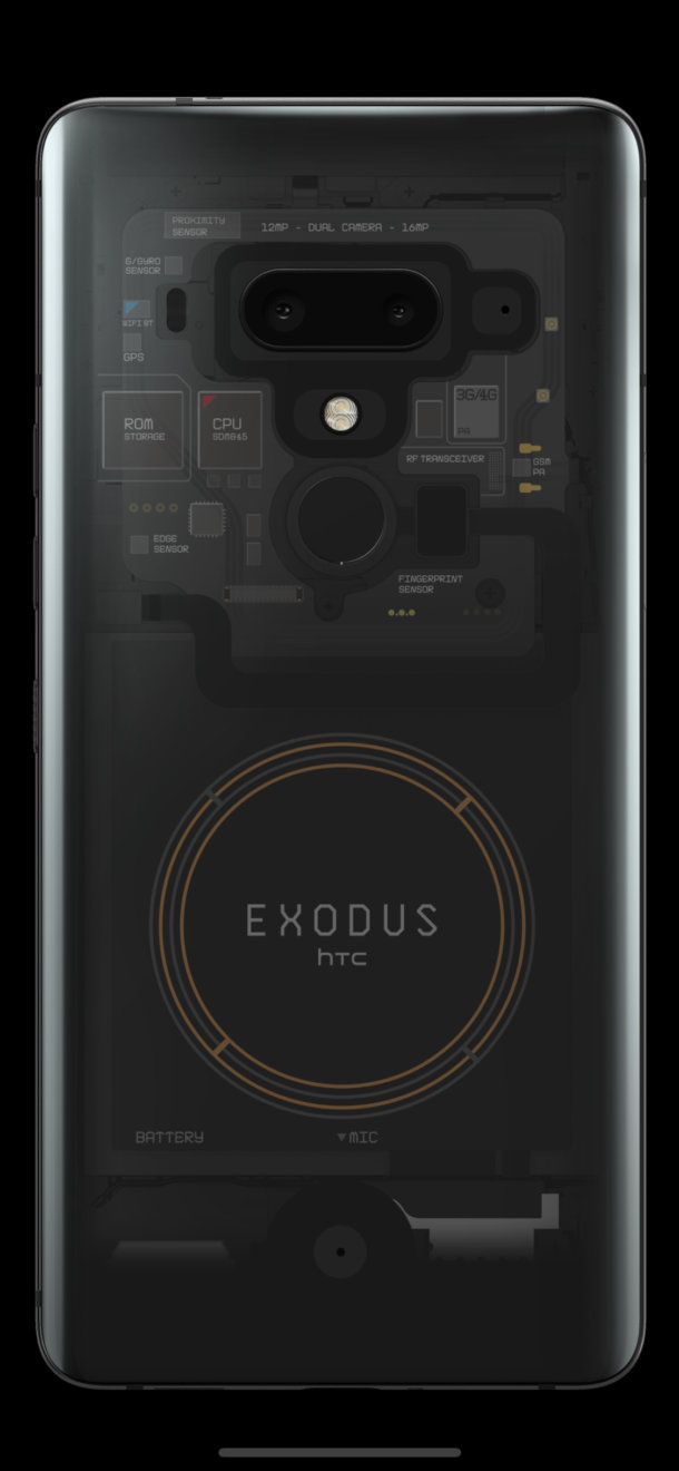 HTC Exodus1